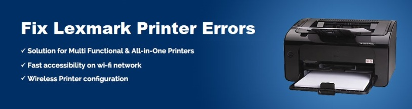 lexmark printer technical support